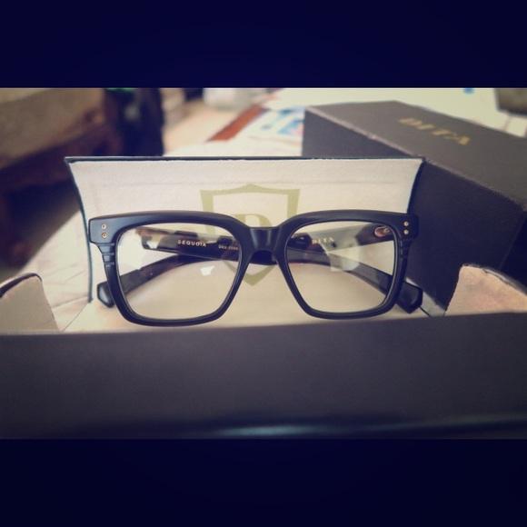 d8bff2468155 DITA Other - Dita Sequoia DRX 2086 Glasses Sequoia Matte Black